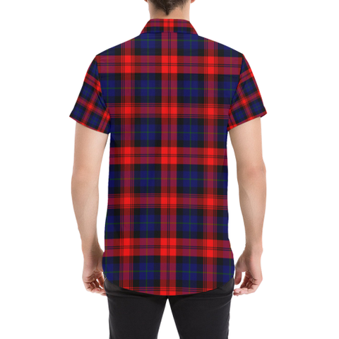 Maclachlan Clan Tartan Shirt | Men Clothing | Over 500 Tartans and 300 Clans