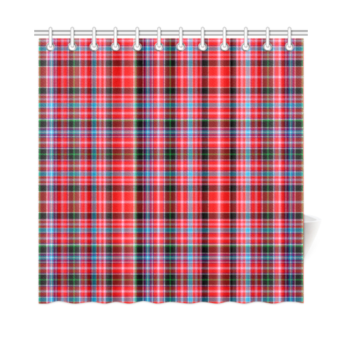 Tartan Shower Curtain - Aberdeen District |Bathroom Products | Over 500 Tartans