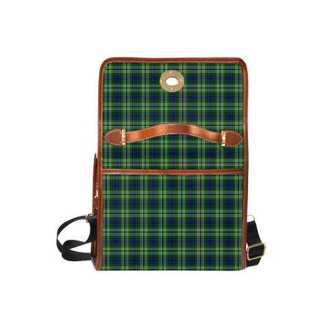 Image of Tartan Canvas Bag - Blackadder Clan | Waterproof Bag | Scottish Bag