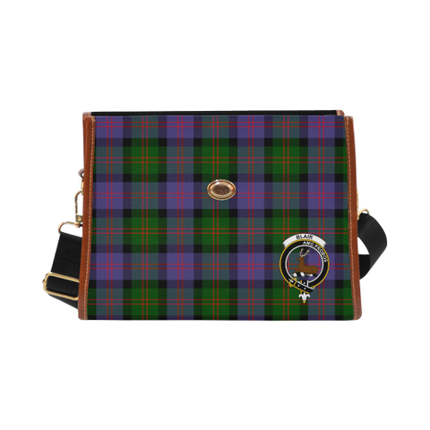 Tartan Canvas Bag - Blair Clan | Waterproof Bag | Scottish Bag