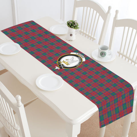 Lindsay Modern Tartan Table Runner - Bn04 | 1sttheworld.com