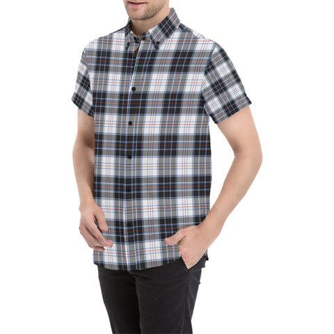 Image of Tartan Shirt - Macrae Dress Modern | Exclusive Over 300 Clans and 500 Tartans
