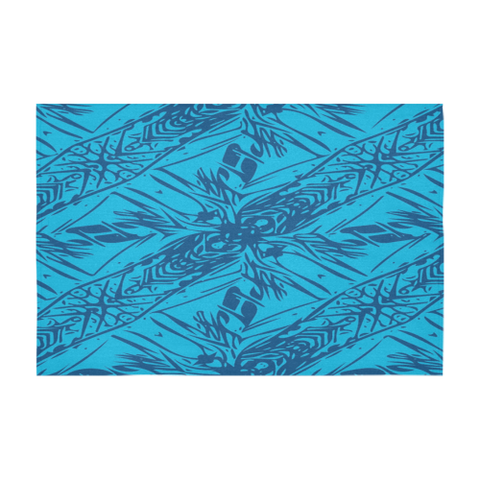 Image of Polynesian 04 Tablecloth  - Love The World