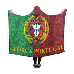Portugal World Cup Hooded Blanket 02 - BN03
