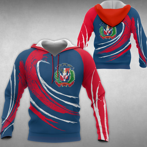 Image of Dominican Republic Sport Hoodie - BH