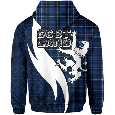 Scotland Hoodie - Scottish Lion