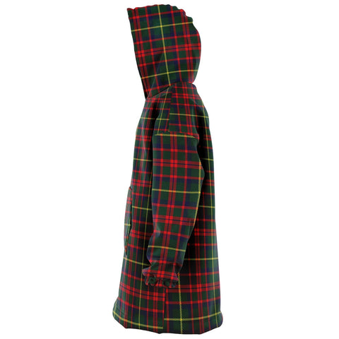 MacKintosh Hunting Modern Snug Hoodie - Unisex Tartan Plaid Left