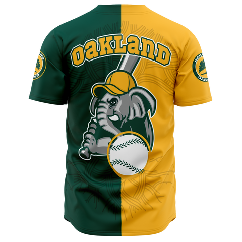 Image of Oakland Jersey,  Oakland Roots Jersey Shirt K5