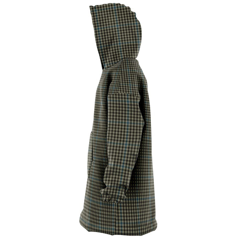 Haig Check Snug Hoodie - Unisex Tartan Plaid Left