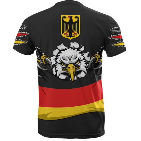 (Deutschland) Germany T-Shirt National Eagle A7