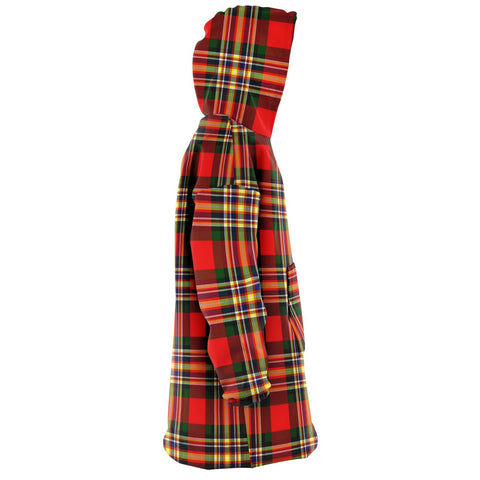 Image of MacGill Modern Snug Hoodie - Unisex Tartan Plaid Right