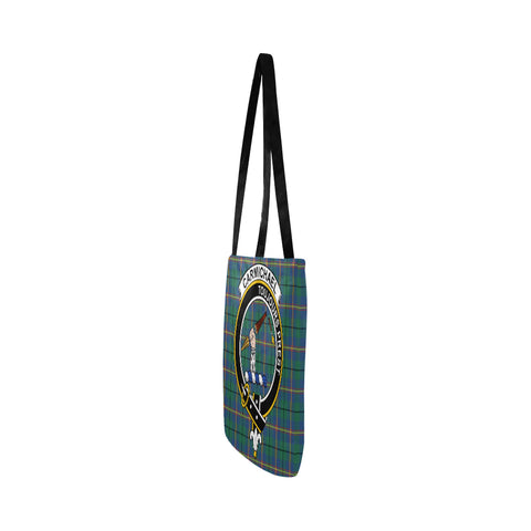 Carmichael Ancient Clan Badge Tartan Reusable Shopping Bag - BN