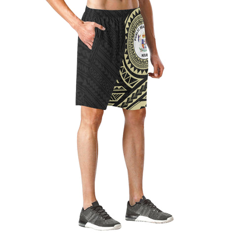 Niue Polynesian Tattoo Beach Short | Hot Polynesian