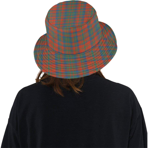 Matheson Ancient Tartan Bucket Hat K5