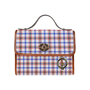 Tartan Canvas Bag - Boswell Clan | Over 300 Clans | Order Online