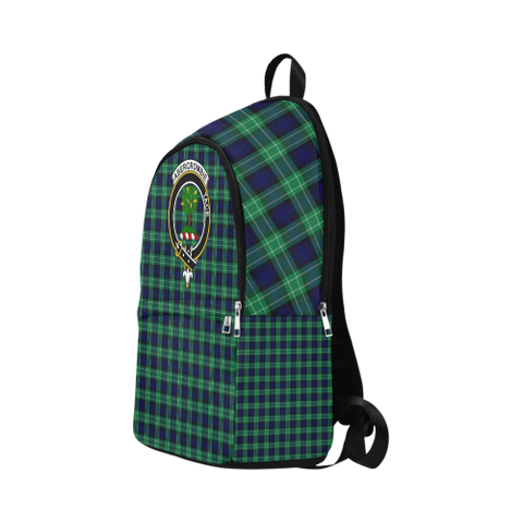 Abercrombie (Or Abercromby) Tartan Backpack Th8 |Bags| 1sttheworld