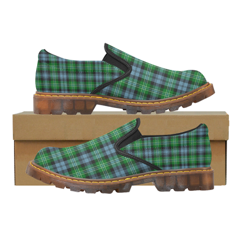 Tartan Martin Loafer - Arbuthnot Ancient | Over 500 Tartans