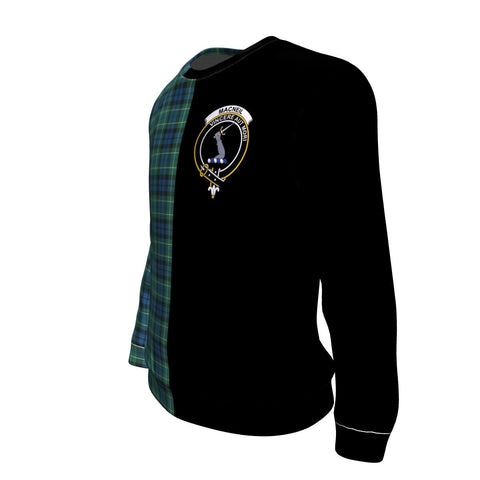 MacNeill of Colonsay Ancient Tartan Sweatshirt - Half Style TH8