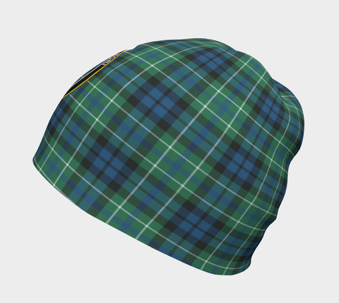 Image of MacNeill of Colonsay Ancient Tartan Clan Crest Beanie Hj4