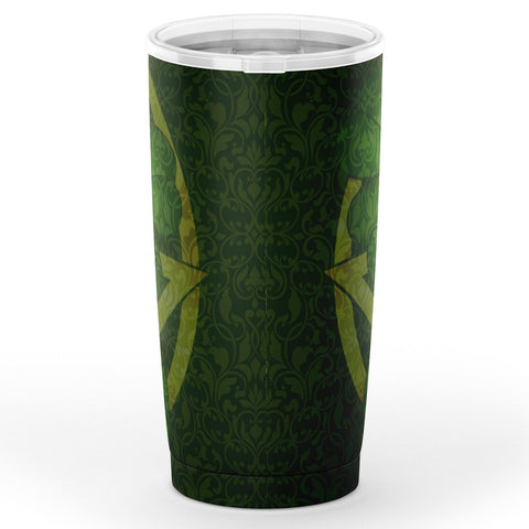 Younge Ireland Tumbler - Celtic Shamrock | Over 1400 Crests | Accessories | Highest Quality