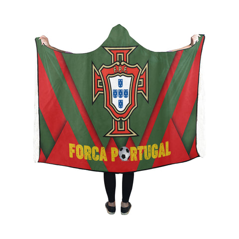 Portugal World Cup Hooded Blanket 01 - BN04