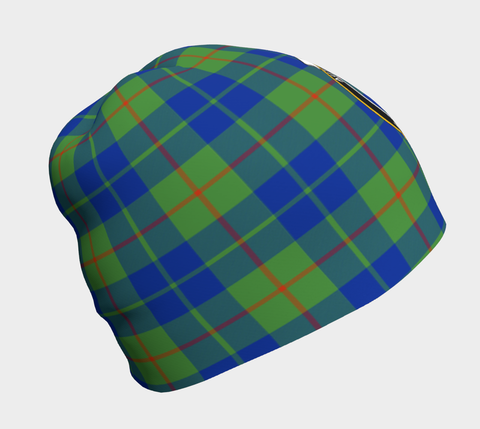 Image of Barclay Hunting Ancient Tartan Clan Crest Beanie