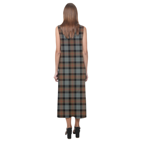 Gunn Weathered Tartan Dress | Scottish Dress | Over 500 Tartans