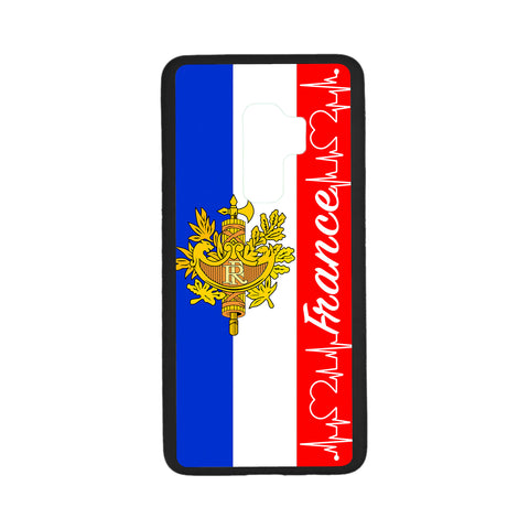 Image of France Coat Of Arms Luminous Phone Case J2