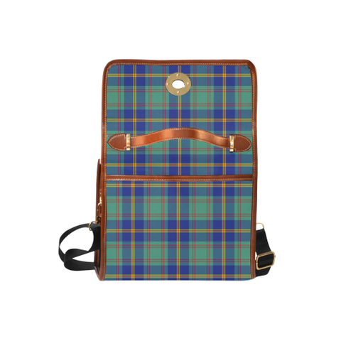 US Marine Tartan Plaid Canvas Bag | Online Shopping Scottish Tartans Plaid Handbags