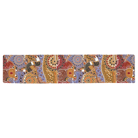 Australia Bohemian Table Runner NN6