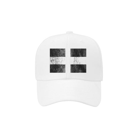 Image of CORNWALL FLAG DAD CAP A1