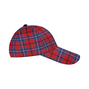 Wishart Dress Tartan Dad Cap - BN03