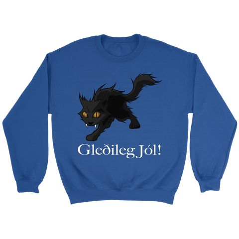 Image of ICELAND YULE CAT T-SHIRT A0