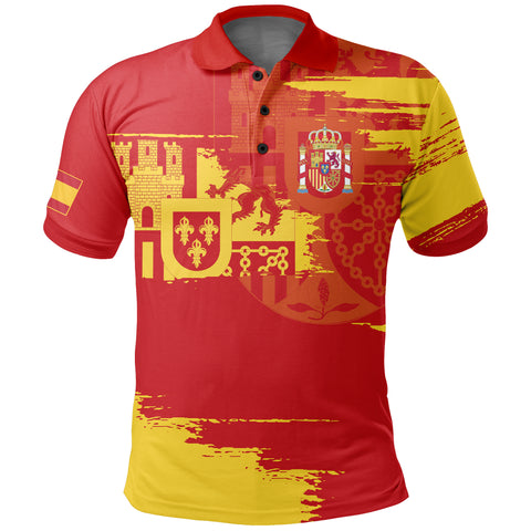 Image of Spain Polo Shirt - Sport Ver