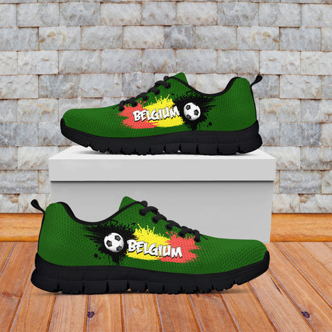 Belgium Sneakers Football K4