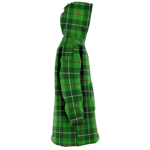 Galloway District Snug Hoodie - Unisex Tartan Plaid Right