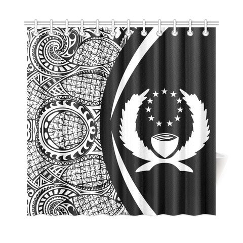 Image of Pohnpei Shower Curtain