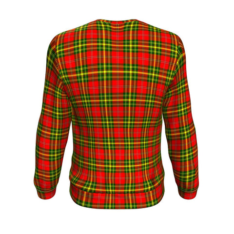 Image of Leask Tartan Sweatshirt TH8
