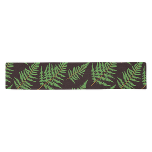 New Zealand Table Runner - Silver Fern 08 A2