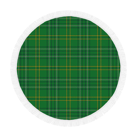 WEXFORD COUNTY TARTAN BEACH BLANKET th8