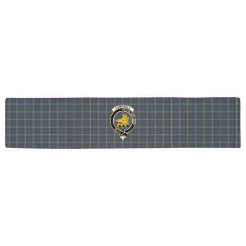 Image of Campbell Argyll Modern Tartan Table Runner - BN04