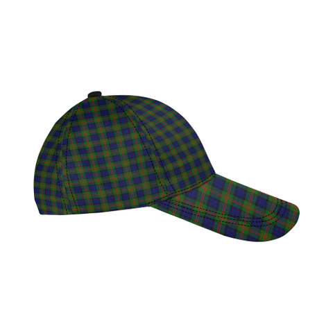 Dundas Modern 02 Clan Badge Tartan Dad Cap - BN03