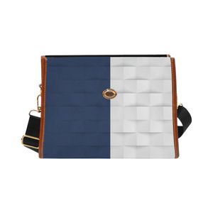 Azores Flag Waterproof Canvas Bag Z2