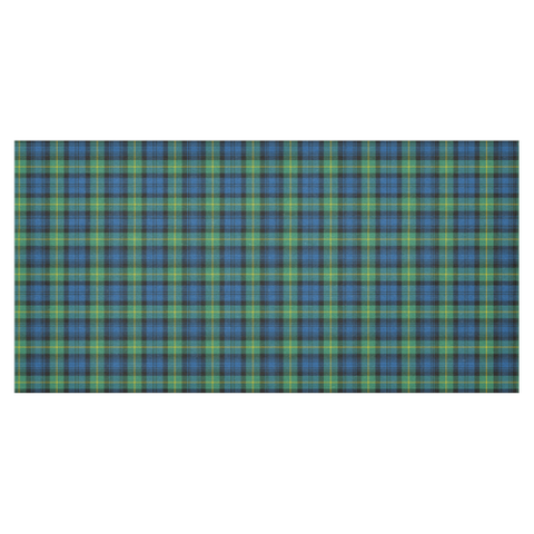 Gordon Ancient Tartan Tablecloth |Home Decor
