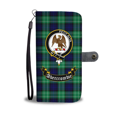Image of Tartan Wallet Case - Abercrombie Clan A9