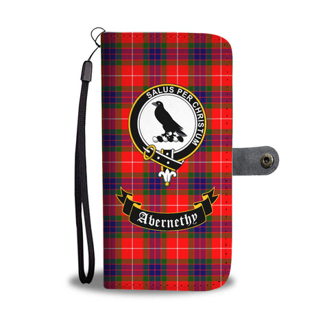 Image of Tartan Wallet Case - Abernethy Clan A9