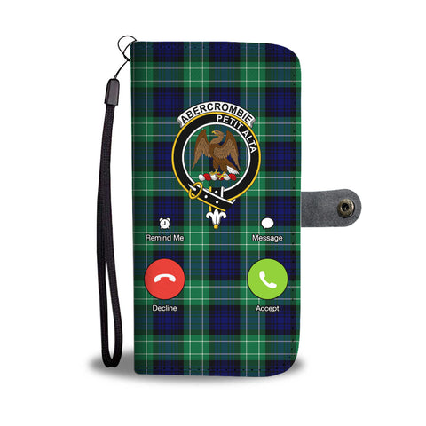 Tartan Wallet Case - Abercrombie Is Calling A9
