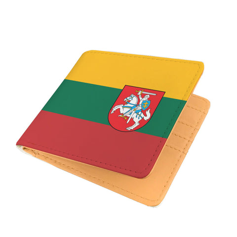 Lithuania Men Wallet NN6