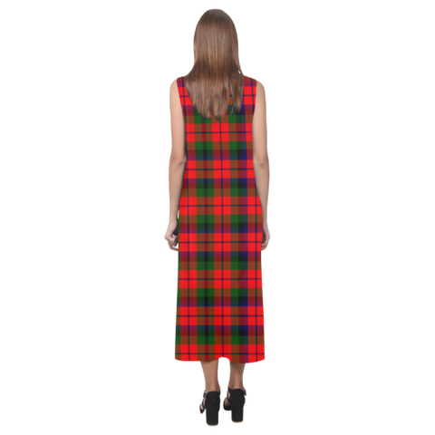Image of MacNaughton Modern Tartan Dress | Scottish Dress | Over 500 Tartans