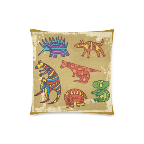 Aboriginal Animals Pillow Covers NN6